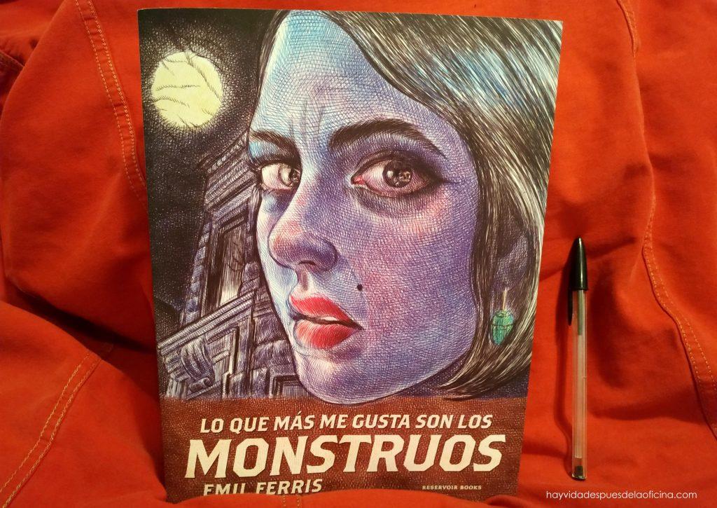 Lo que más me gusta son los monstruos - Hay vida después de la oficina