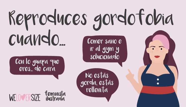 Gordofobia - Hay vida después de la oficina