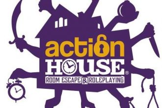 Action House, escape room en Madrid | Hay Vida Después de la Oficina