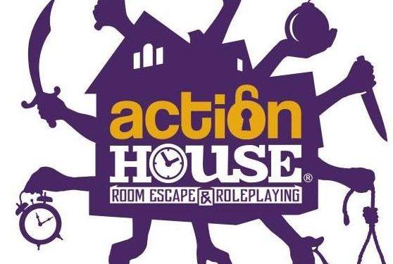 Action House, escape room en Madrid | Hay Vida Después de la Oficina